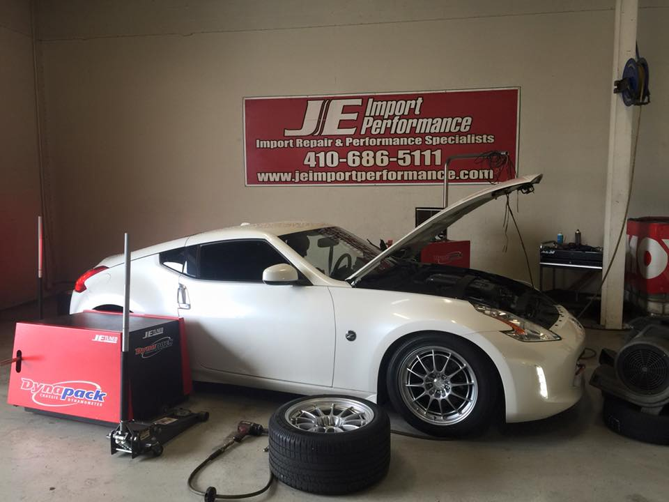 Dyno Services – JE Import Performance