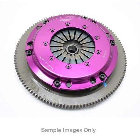 Exedy Carbon Clutch Kit Twin Disc - Nissan 350z(2003-2006)