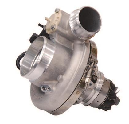 Borg Warner S300SX-E SuperCore Assembly (9180) | 13009097049