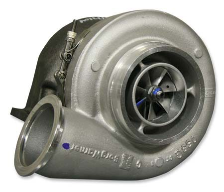 Borg Warner S400SX Turbocharger | 177248