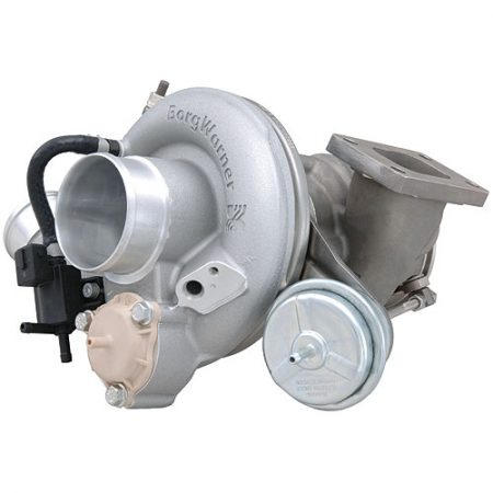 Borg Warner EFR Series 6258 0.64 A/R Turbo - Vband Outlet | 179150