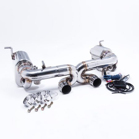 Agency Power Electronic Valve Controlled Exhaust Ferrari F458 2010-2014