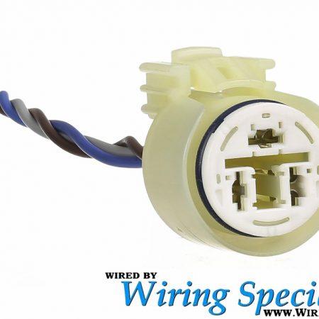 Wiring Specialties 1JZ Round Alternator Connector