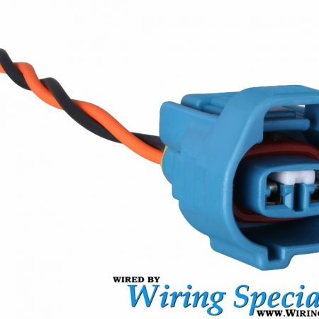 Wiring Specialties 1JZ VSV Connector (Blue)