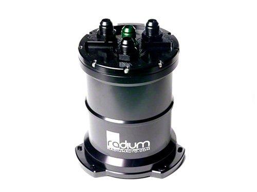 Radium Fuel Surge Tank w/ Single Pickup Tube - For External Pump