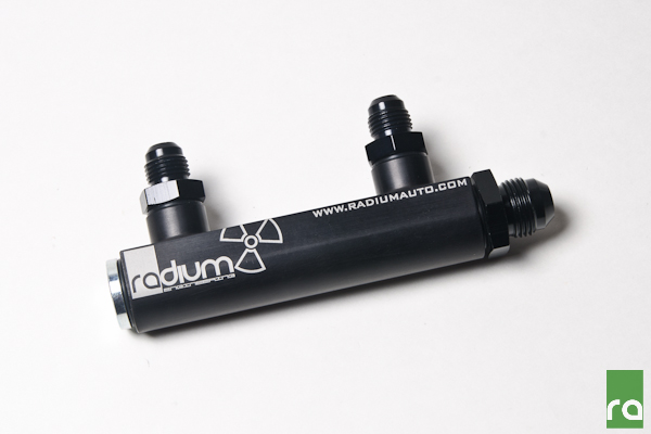 Radium 4-Port Manifold for Deatschwerks Pumps