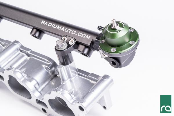 Radium Top Feed Fuel Rail Toyota 1jz Gte Vvt I Je