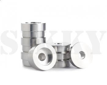 Sikky S13 / S14 Subframe Bushing Set - Raised