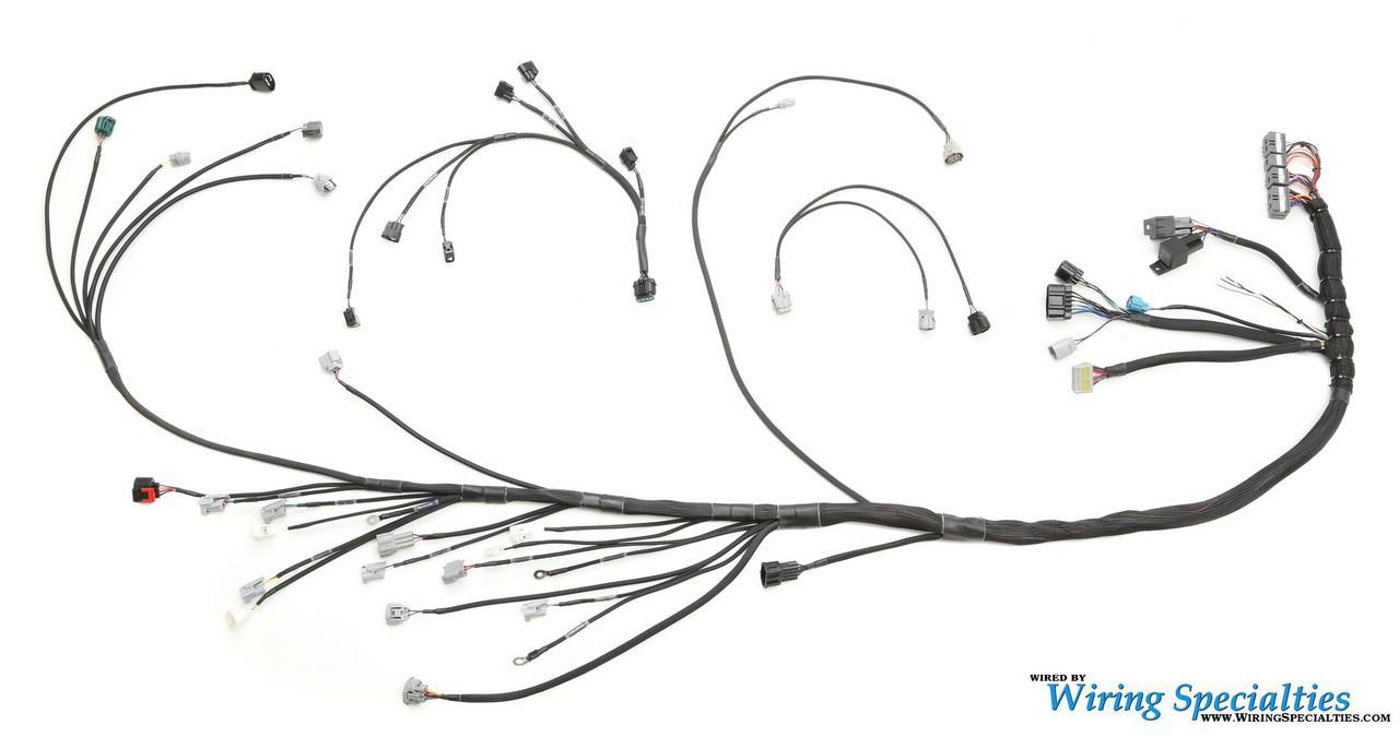 Wiring Specialties 1JZGTE 240sx S14 Wiring Harness