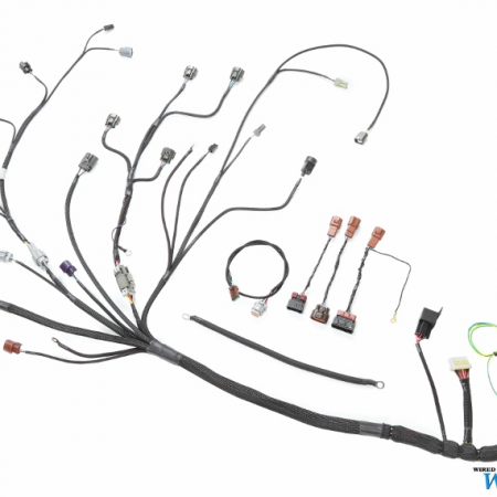 Wiring Specialties S14 SR20DET Engine Harness for S13 200sx