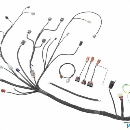 Wiring Specialties S14 SR20DET 260Z Wiring Harness