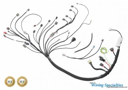 wiring specialties rb20det 240z wiring harness je import. Black Bedroom Furniture Sets. Home Design Ideas