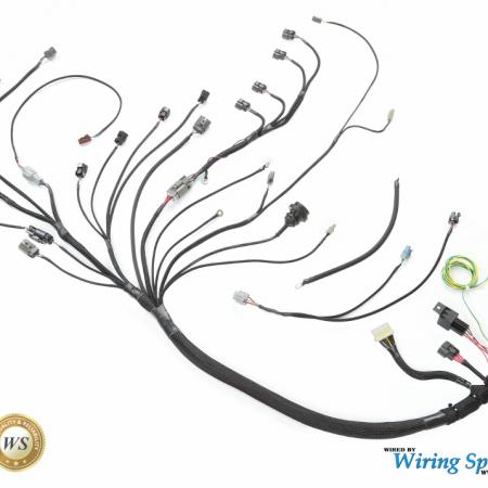Wiring Specialties SR20DE S14 240sx Wiring Harness – JE ... on