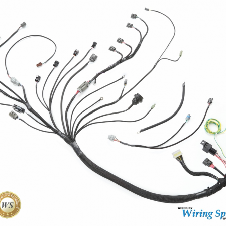 Magnificent Wiring Specialties Sr20De S14 240Sx Wiring Harness Je Import Wiring Cloud Nuvitbieswglorg