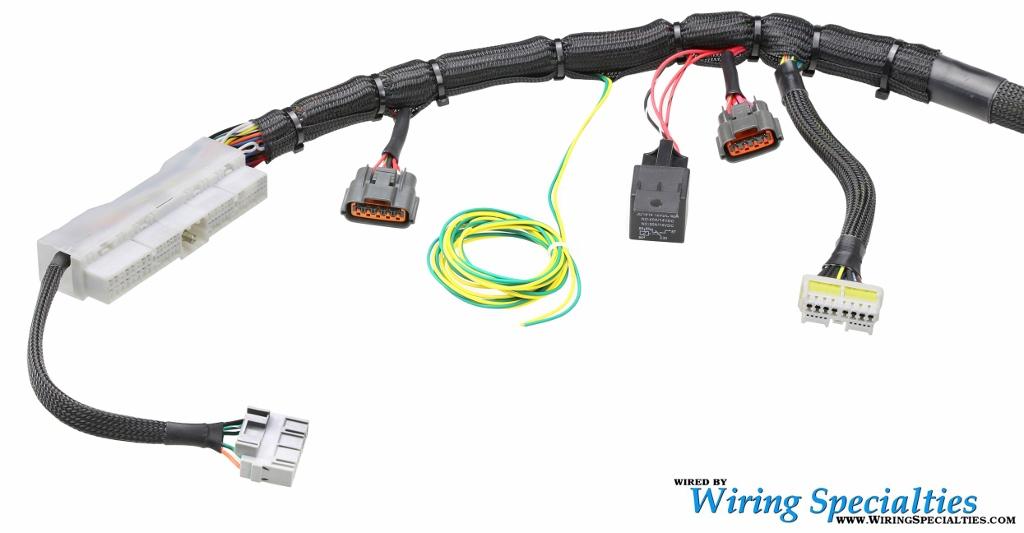 Fabulous 240Sx Wiring Harness Wiring Diagram Wiring Digital Resources Operpmognl