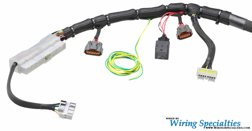 Cool Nissan 240Sx S14 Sr20Det Transmission Harness Wiring Specialties Wiring Cloud Pimpapsuggs Outletorg