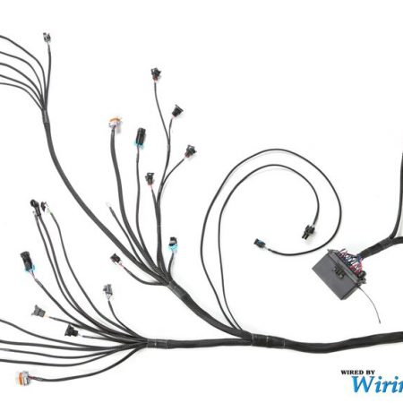 Remarkable Wiring Specialties Ca18Det S13 240Sx Wiring Harness Je Import Wiring 101 Tzicihahutechinfo