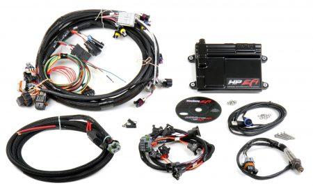 Holley EFI - LS1 / LS6 (24x Crank Sensor) with Jetronic/Minitimer (Square) Injector Connectors - Bosch Sensor