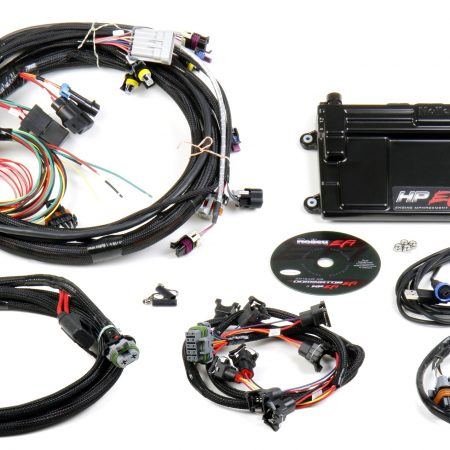 Holley EFI - LS1 / LS6 (24x Crank Sensor) with Jetronic/Minitimer (Square) Injector Connectors - Bosch Sensor