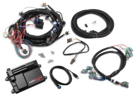 Holley EFI - LS2/LS3/LS7 (58x Crank Sensor) with USCAR EV6 (Oval Type) Injector Connectors - Bosch Sensor