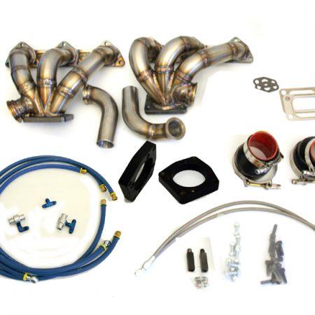 Agency Power Garrett GT Turbo Kit Components Porsche 996 Turbo | GT2 01-05