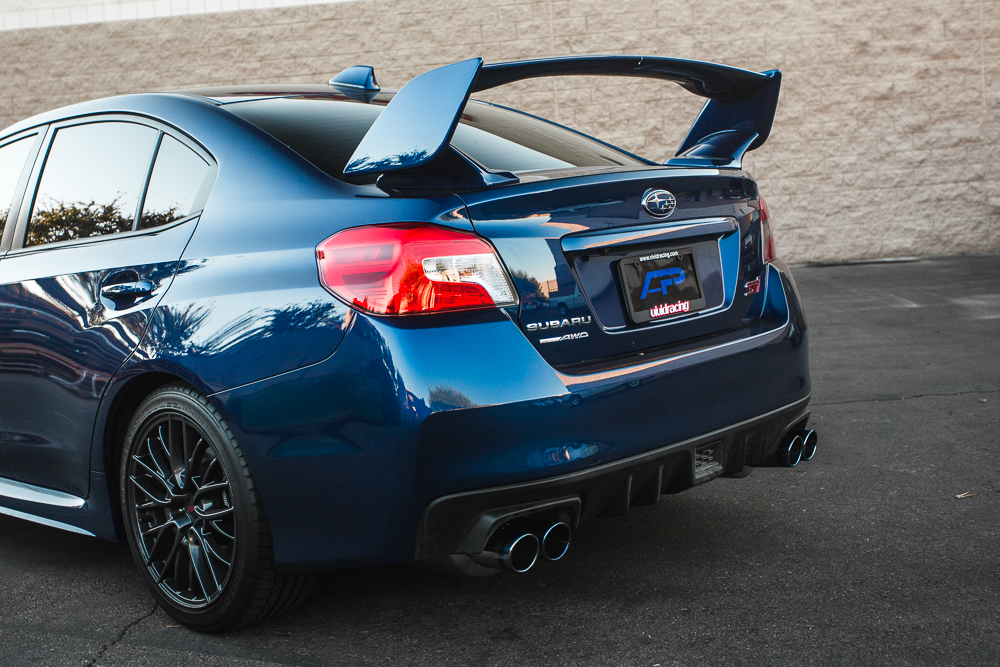 Agency power catback exhaust system titanium quad tips subaru wrx agency power catback exhaust system titanium quad tips subaru wrx sti sedan 11 15 publicscrutiny Gallery