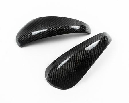 Agency Power Carbon Fiber Mirror Covers Porsche Boxster 05-12