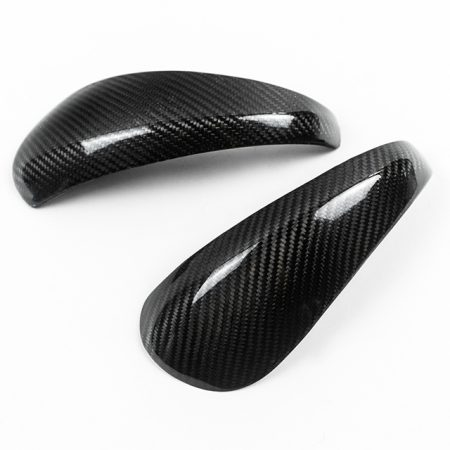Agency Power Carbon Fiber Mirror Covers Porsche Boxster 05-12