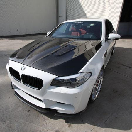 Agency Power Carbon Fiber Hood DTM Style BMW F10 M5 550 535 528 2011+