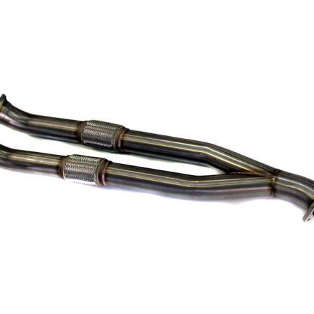 Agency Power Mid Y Pipe 90mm Nissan R35 GT-R 09-14