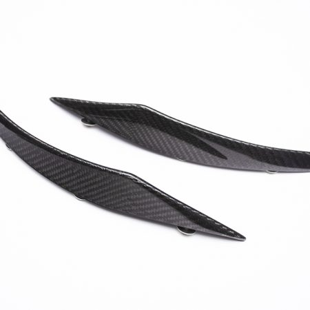 Agency Power Carbon Fiber Lower Front Bumper Canard Pair SRT Viper 2013+