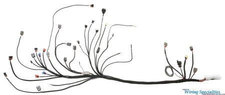 Wiring Specialties CA18DET S13 Silvia / 180sx Wiring Harness