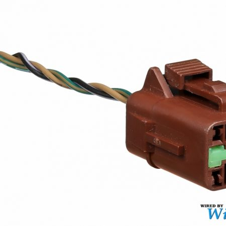 Wiring Specialties Brown 240sx S13 Chassis Interface Connector