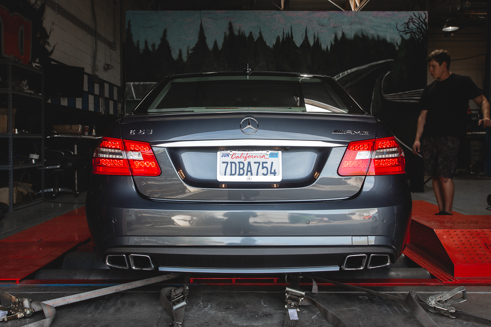 AP Tuned ECU Flash Tune Mercedes-Benz E63 AMG W212 V8 Bi-Turbo 11-14