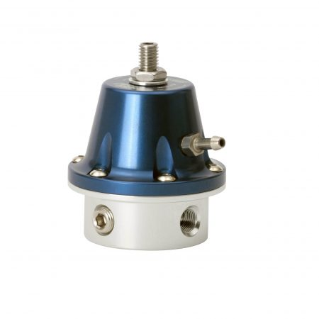 Turbosmart Fuel Pressure Regulator 800v2 - 1/8 NPT - Blue