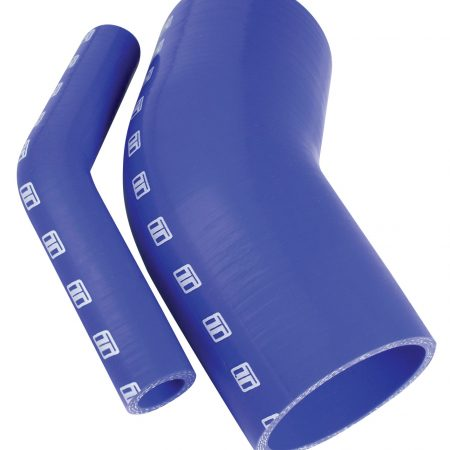 "Turbosmart 45 Silicone Elbow 2.75"" Blue"