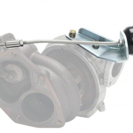 Turbosmart 75mm 18psi Internal Wastegate Actuator - Mitsubishi EVO 9 - Black