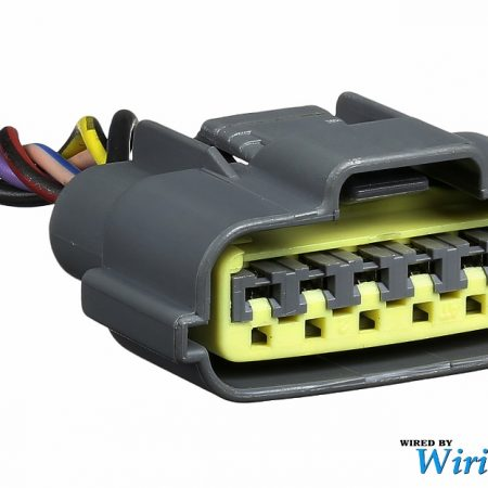 Wiring Specialties RB25 S1 6-pin Ignitor Chip Connector