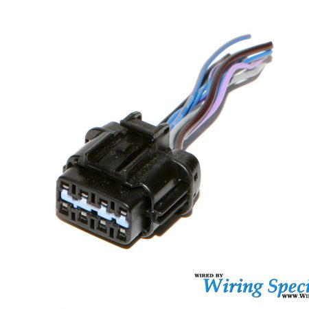 Wiring Specialties RB25 S2 Coilpack Harness Connector (engine harness side)