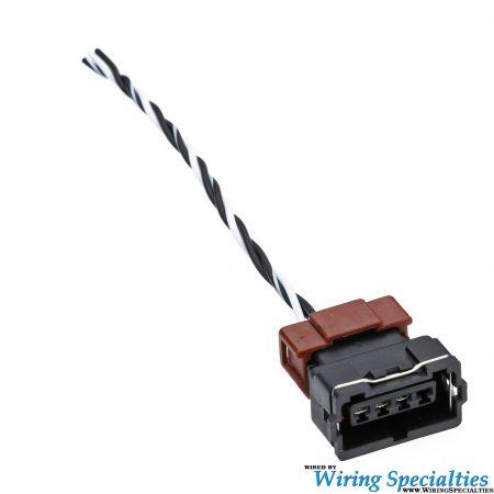 Wiring Specialties S13 SR20 MAFS (Mass Air Flow Sensor) Connector
