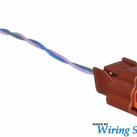 Wiring Specialties S14 KA24 Idle Air Connector (IAC)(Brown)