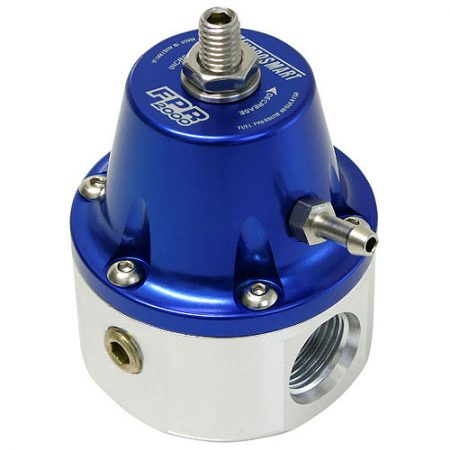 Turbosmart Fuel Pressure Regulator 2000 -8 AN-Blue