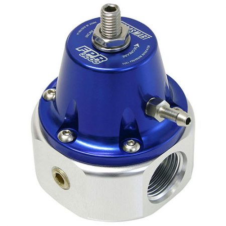 Turbosmart Fuel Pressure Regulator 3000 -10 AN-Blue