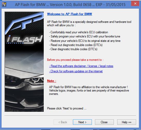 AP Tuned ECU Flash Tune BMW M3 E46 3 2L 01-06