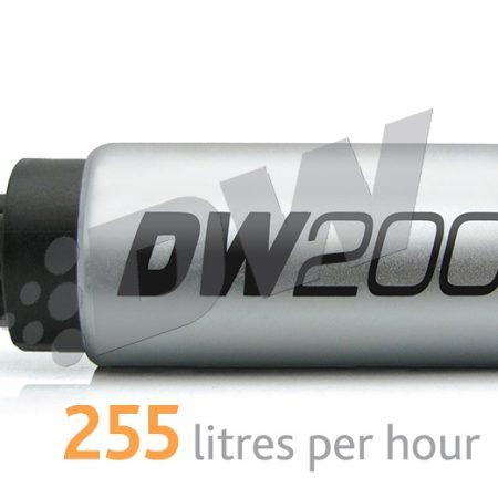 DeatschWerks DW65v In-Tank Pump for AUDI 2.0 TSI TFSI FWD 9-654-1025