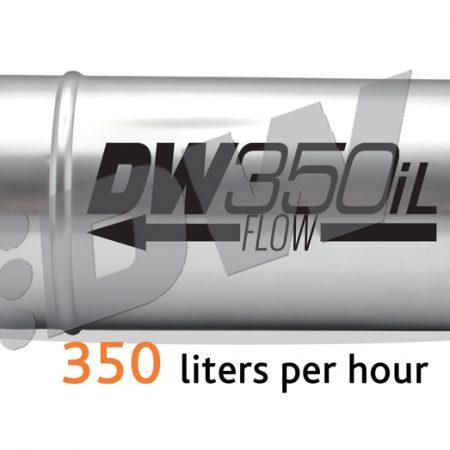 Deatschwerks DW350 In-Line Fuel Pump