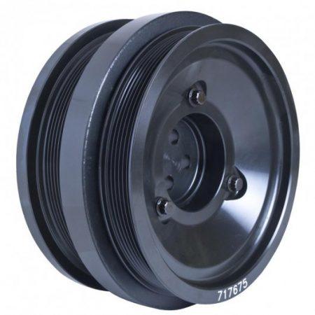 Fluidampr Alternator Pully - Ford PowerStroke 6.0L Dual Alternator Pulley