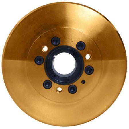 "Fluidampr Harmonic Balancer - Chevrolet 454-502 CID V-8 w/ (2) 1/4"" key slots"
