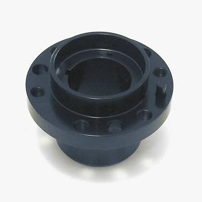 Fluidampr Harmonic Balancer Hub Adapter - SB Chevy (720111)