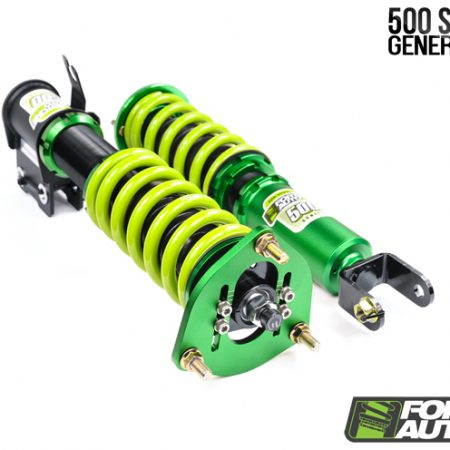 Fortune Auto 500 Series Coilovers - Lancer Ralliart (CY4A)